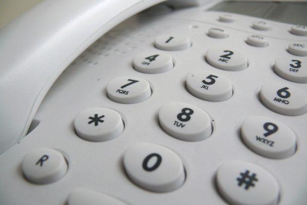 Telefonska linija
